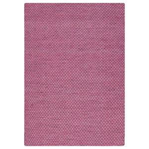 Mic-Mac 2 Rug, 200x140 Cm, Raspberry Pink Stitch