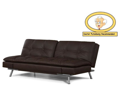 Medium image of matrix convertible sofa bed by lifestyle solutions   best rated by price point   products