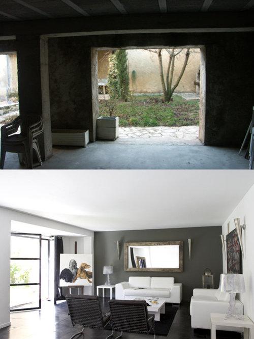 Restauration et d coration d 39 une maison de ville du 17 me for Decoration maison de ville