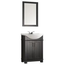 Transitional Bathroom Vanities And Sink Consoles by Zen Tap Sinks