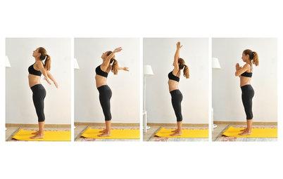 20 Minuti di Yoga da Praticare a Casa