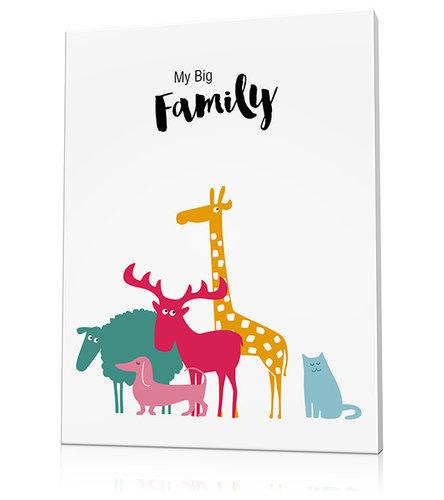 Tableaux déco animaux - Imprimé et Poster