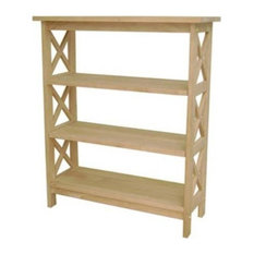 International Concepts SH-3630XxSided 3 Shelf Unit