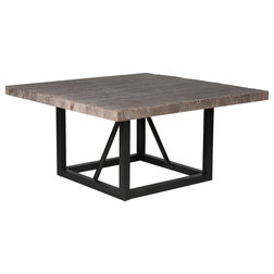 Industrial Dining Tables by Kosas