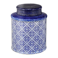 Camille Lidded Jar, Small