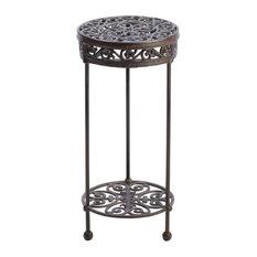 Cast Iron Round Plant Stand