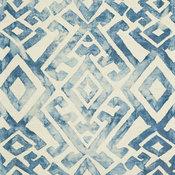 Weave & Wander Marengo Rug, Midnight Blue, 8'x11'