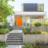 Houzz Tour: Cool, Contemporary and Secluded in Seattle