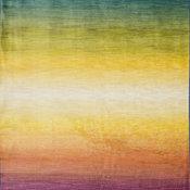 "Loloi Lyon Collection Rug, Rainbow, 5'2""x7'7"""