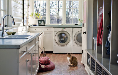 Get More From a Multipurpose Laundry Room