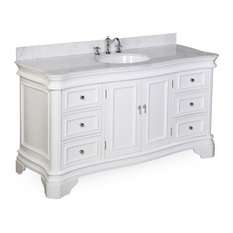 60 Bathroom Vanity 60 Inch Single Sink Bathroom Vanities  Houzz