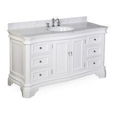 traditional bathroom vanities | houzz