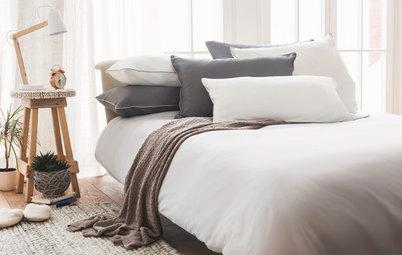 8 ideas para darle al dormitorio un aire fresco y natural