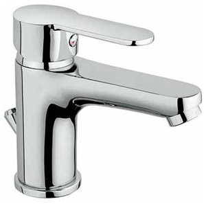 Logic Chrome Bathroom Mixer Tap