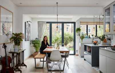 My Houzz: Ingenious Space Planning Updates a Family's 1930s Home