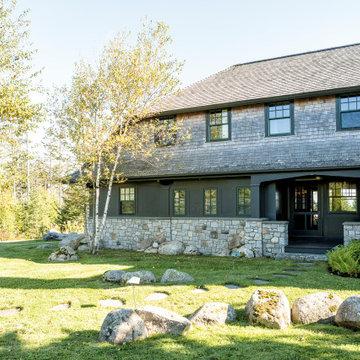 Downeast Barn House