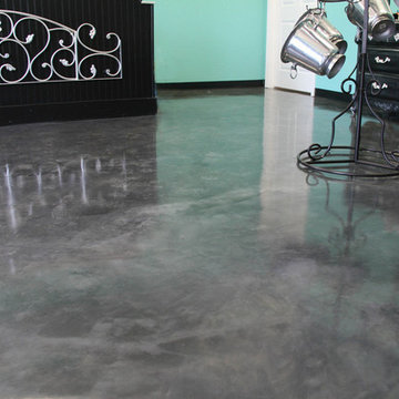 Commercial Stained Concrete Contractor