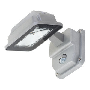 Oviedo Outdoors LED Wall Light, With PIR Sensor