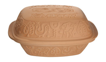 Romertopf Classic Series, Clay Cooker, 4.2-Quart