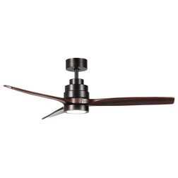 Contemporary Ceiling Fans by Houzz