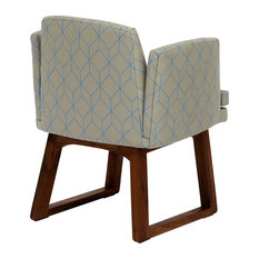 Allison Scholten & Baijings Chair, C-2, Walnut