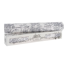 Vintage Toile Scented Drawer Liners, 18 Sheets