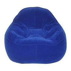 Mini Me Pod, Bean Bag Chair, Royal Blue