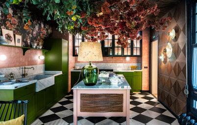 En 2022…. ¡triunfan las cocinas muy decoradas!