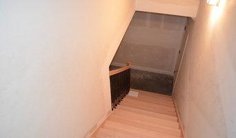 Finishing a basement