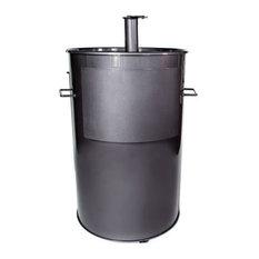 Gateway Drum Smoker 55 Gallon, Charcoal