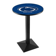 Penn State Pub Table 36-inchx42-inch by Holland Bar Stool Company