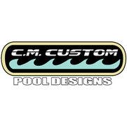C.M. Custom pool designs's photo