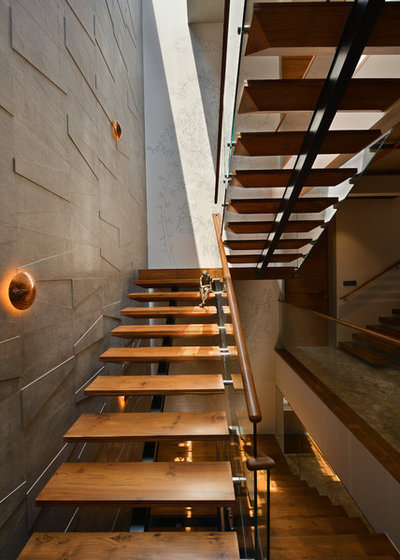 Asian Staircase by Shubham Photography