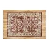 Alhambra 6549A Red Runner Traditional Rug 67x330cm
