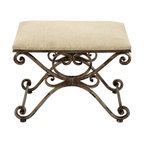 Hillsdale Furniture Hastings Backless Vanity Stool