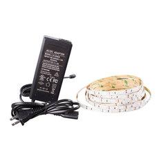 12V 2835 Series CRI 95 LED Strip Light, 3000k Warm White