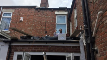 Rubber Roofs Fitting In Gateshead