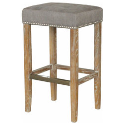 Farmhouse Bar Stools And Counter Stools by Plata Import
