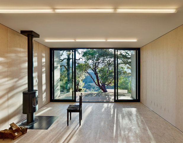 Contemporary Living Room by Gestalten