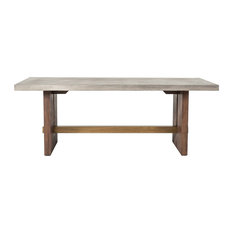 50 Most Popular Acacia Wood Dining Tables For 2019 Houzz