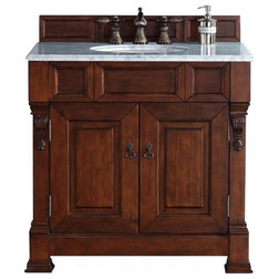 Traditional Bathroom Vanities And Sink Consoles by James Martin Vanities