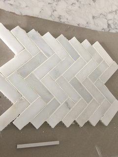 Color Grout For Carrara Marble