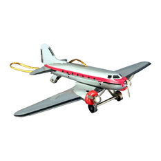 Collectible DC-3 Airplane Ornament