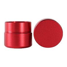"""Titanium Aluminum Alloy Coffee Container 2.6""""x2.4"""", 10"""