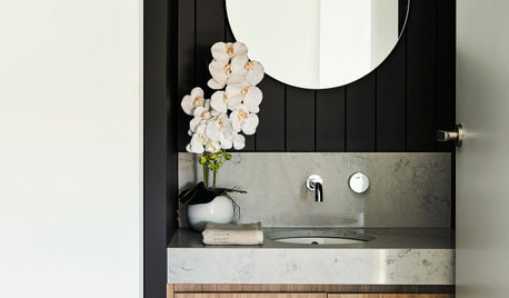 What the 10 Most-Saved Powder Rooms This Year Tell Us