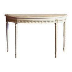 carl gustaf half moon table console tables