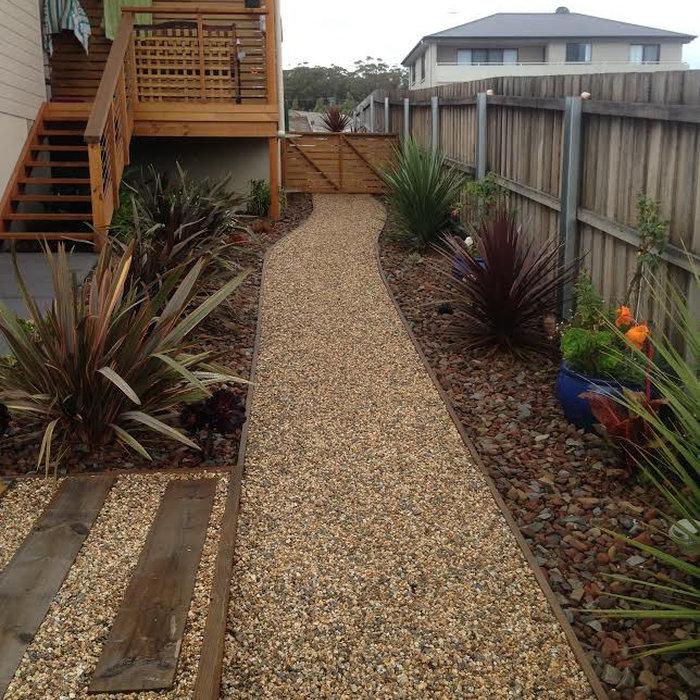 Low Maintenance Landscape / St Helens