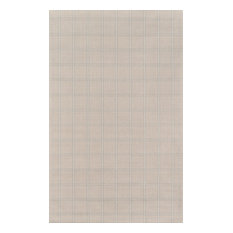 Erin Gates by Momeni Marlborough Dover Hand Woven Wool Area Rug, Beige, 8'x10'
