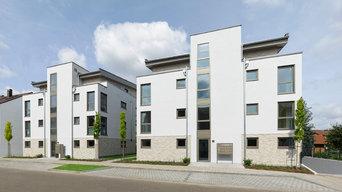 Energieeffizientes Mehrfamilienhaus in Ortsmitte
