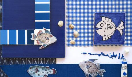 Colore del Mese: Blu Grecia